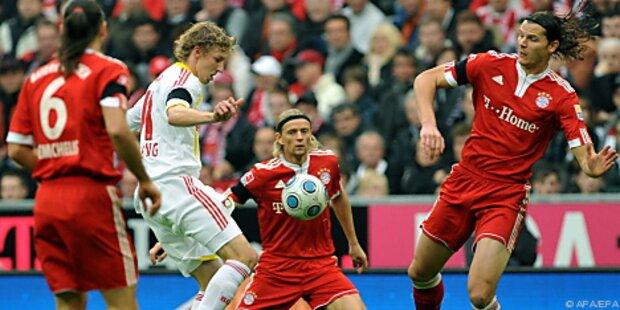 Bayern trifft im Schlager auf Leverkusen