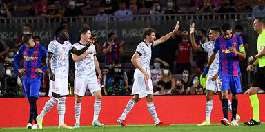 3:0 - Bayern lassen Barca keine Chance