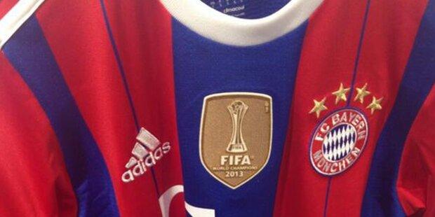 new product 4734e 3da91 Fans über neues Bayern-Trikot verärgert