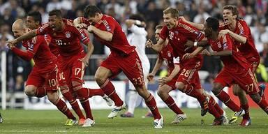 Elferkrimi: Bayern im CL-Finale!