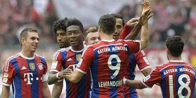4:0! Bayern schießen Hannover ab