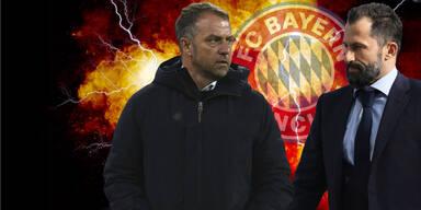 Bayern: Flick und Salihamidzic krach