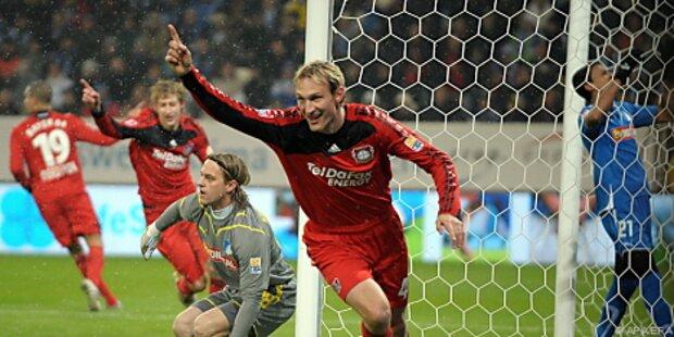 Leverkusen will seine Rekord-Jagd fortsetzen