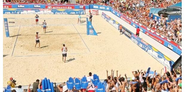 Klagenfurt bereit für Grand Slam