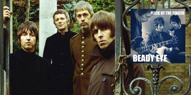 Neuer Song von Liam Gallagher veröffentlicht