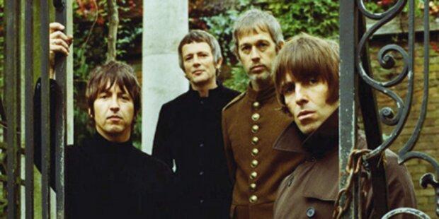 Oasis-Comeback mit Gratis-Hit