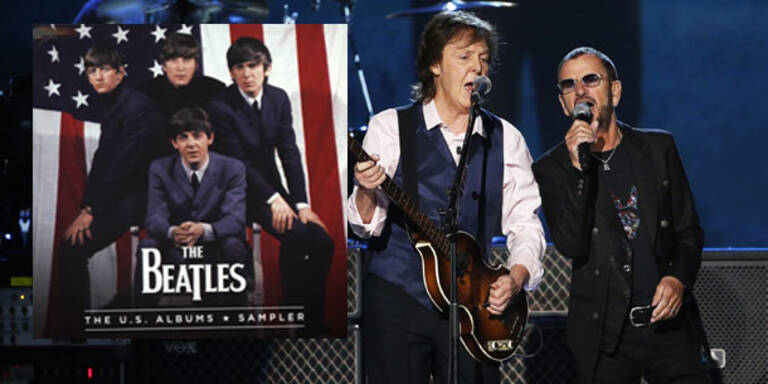 The Beatles feiern 2014 große Auferstehung