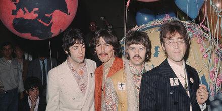 Beatles haben gemeinsam masturbiert