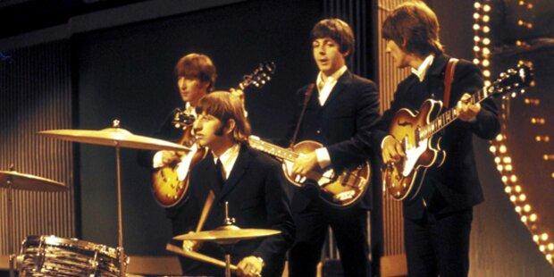 Liverpool feiert  50 Jahre Beatles
