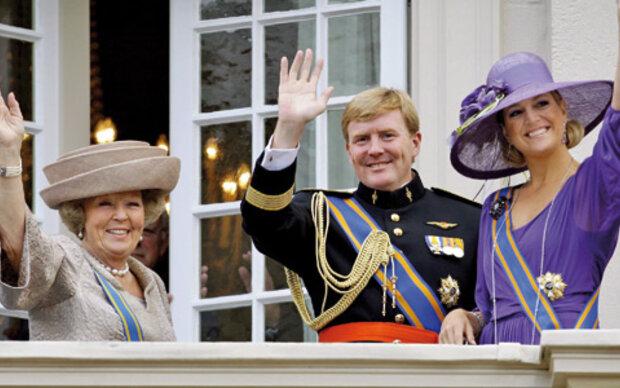 Hollands Royals keine Milliardäre mehr