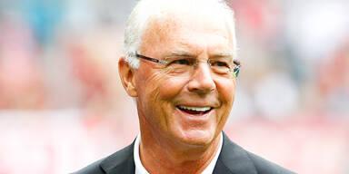 Beckenbauer gratulierte Stöger