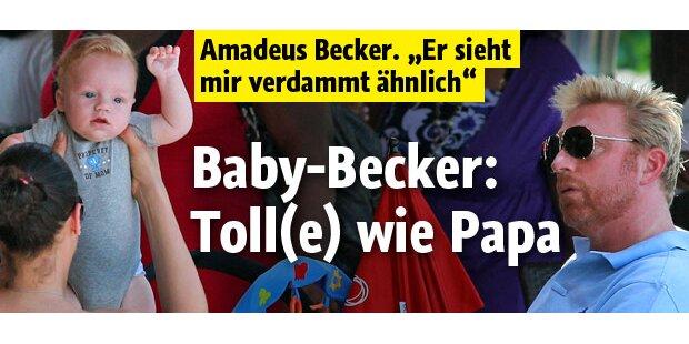 Baby-Becker: Toll(e) wie Papa