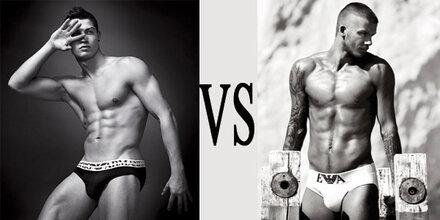 Ronaldo vs. Beckham