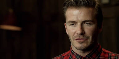 David Beckham - seltsame Geständnisse!