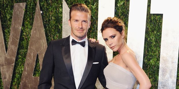 Autocrash! Sorge um Beckhams