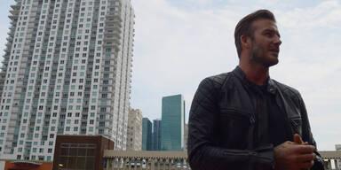Beckham will Mega-Stadion in Miami bauen