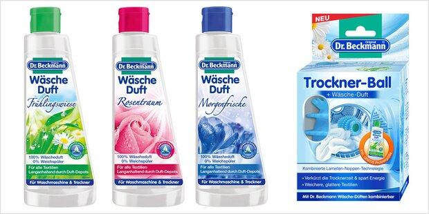 Vier dufte Typen für Ihre Wäsche