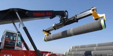 Bedarf für Nabucco und Nord Stream