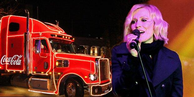 Pop-Diva Bedingfield rockte Wien
