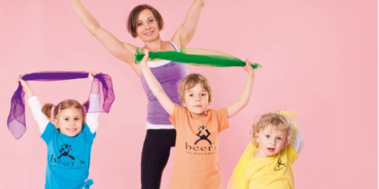 Drei Packages für den Kinderkurs
