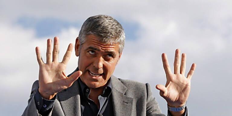 Bei George Clooney sagt keine Frau 'Nein'