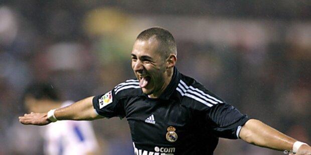 Domenech verzichtet bei WM auf Karim Benzema