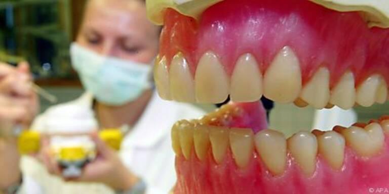Bei guter Pflege können Zähne ewig halten