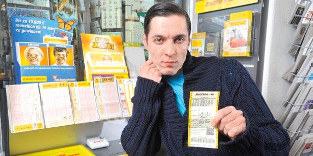 Lotto-Millionär für 22 Minuten