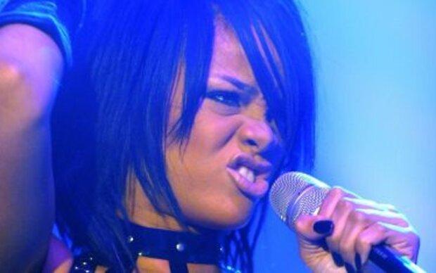 Rihanna freizügig in Venedig