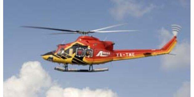 Zehn Tote bei Hubschrauberabsturz in Peru