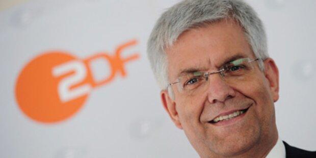 Thomas Bellut wird neuer ZDF-Intendant