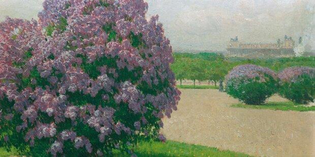 Belvedere zeigt Landschaftsmalerei