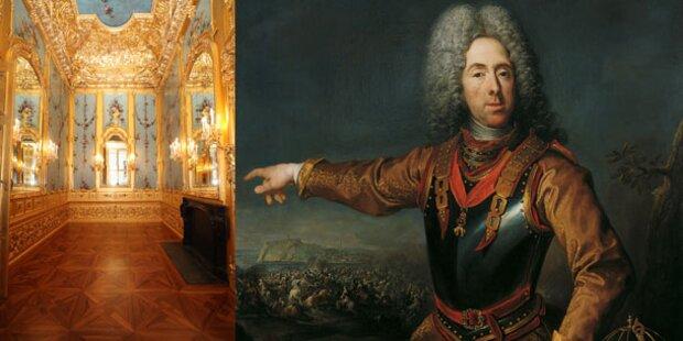 Belvedere feiert Prinz Eugen im Winterpalais