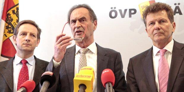Köpferollen: Kärntner ÖVP verliert Spitze