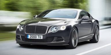 Bentley Continental GT Speed noch stärker