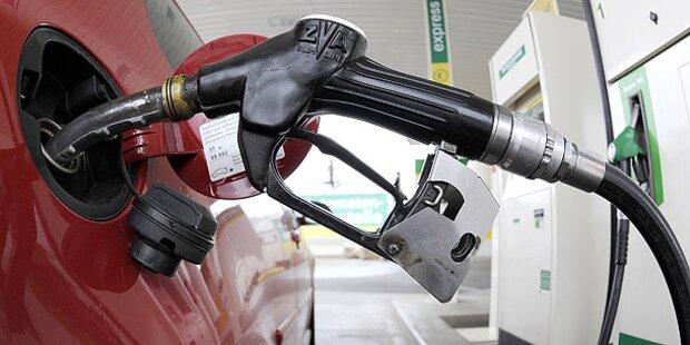 Hier gibt es billigstes Benzin