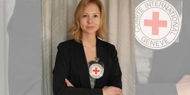 Stephanie Berchtold Internationales Rotes Kreuz Syrien