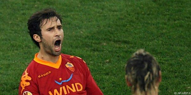 AS Roma rückte mit 1:0-Sieg näher an Inter heran