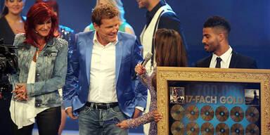 Andrea Berg und Dieter Bohlen
