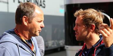 Berger mit Knallhart-Urteil: 'Vettel ist am Ende'