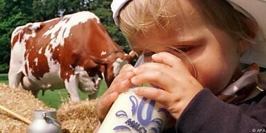 Berglandmilch und Gmunder Molkerei erhöhen Preise