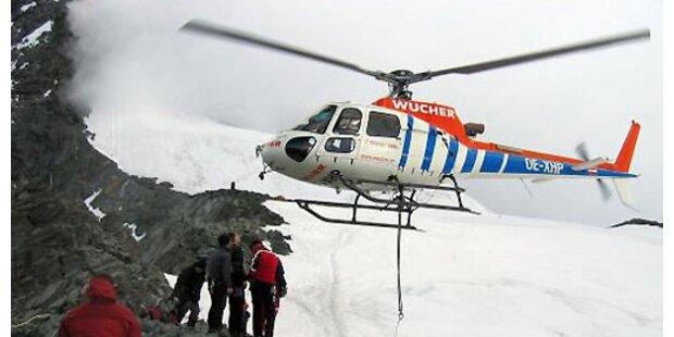 Drei verschollene Touristen gerettet