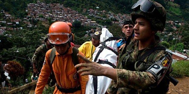 Neun Kumpel in Kolumbien gestorben