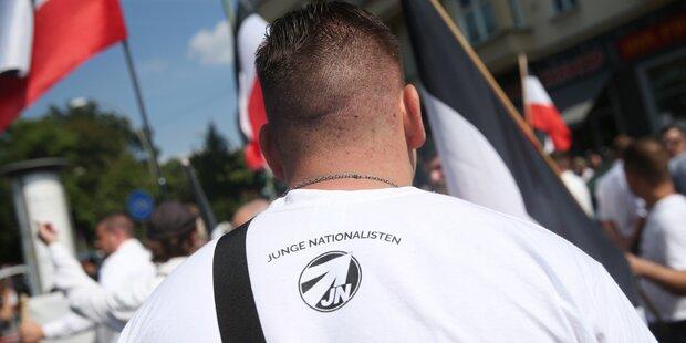 29 Festnahmen bei Neonazi-Aufmärschen und Gegendemos