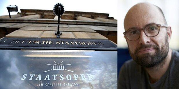 Philipp Stölzl inszeniert Oper in Berlin
