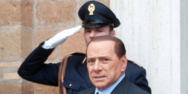 Berlusconi attackiert wieder Staatsanwälte