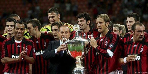 AC Milan spart: Keine Luxusvillen mehr für Stars