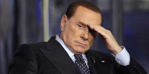 Silvio: 4 Jahre Haft