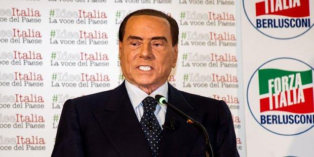 Lega trennt sich von Silvio Berlusconi