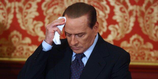 Prozess gegen Ex-Regierungschef Berlusconi